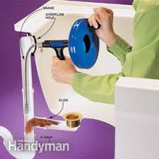How To Unclog A Sink Bathroom How To Clear Clogged Drains Family Handyman