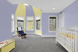 Baby Nursery Amazing Color Furniture by Baby Room Yellow Purple Of Baby Room Colors Are Added With Large
