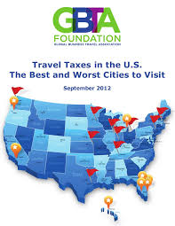Kansas global business travel images Travel taxes in the u s the best and worst cities to visit 2012 se jpg