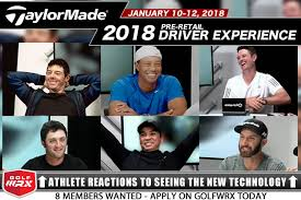 New Driver Meme - apply the taylormade 2018 pre retail driver experience jan 10