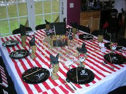 pirate party supplies pirate party table 2 pirate party tables pirate birthday and