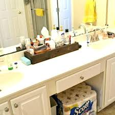 Bathroom Counter Ideas Bathroom Counter Shelves Northlight Co