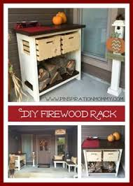 diy firewood rack firewood rack firewood and log holder