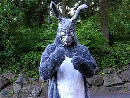 Donnie Darko Halloween Costume Frank Bunny Costume Functionality Test 01
