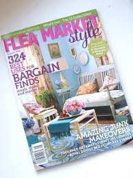 flea market style magazine yoyo flowers mitzi u0027s miscellany