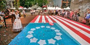 Flag Of Philadelphia Celebrate Flag Day 2016 At Top Attractions In Historic Philadelphia