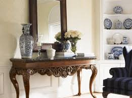 Entryway Console Table Mirror Amazing Mirror Console Table Foyer Decor With Entryway