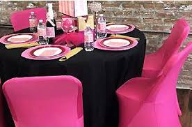 table chair covers chair covers tableclothsfactory