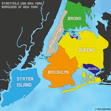 New York Boroughs Map by New York City By Susanne Lenz On Prezi