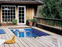 Patio That Turns Into Pool 25 Best Ideas About Endless Pools On Pinterest Endless Swimming