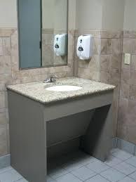 kohler commercial bathroom sinks commercial bathroom sinks single hole commercial bathroom sink
