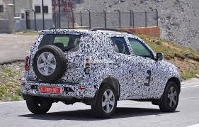 first chevy ever made 2016 chevrolet niva shows up in camo for the first time