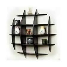 wooden wall hanging shelves rajdhani furnitures manufacturer