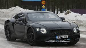 bentley sport coupe 2018 bentley continental gt spied looking lean and mean