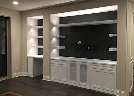 Cabinets In San Diego by Custom Entertainment Centers Designed Built Installed C U0026 L