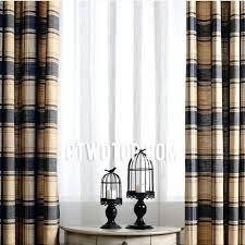 Navy Blue Plaid Curtains Plaid Curtains Buffalo Plaid Curtain Panel Set Plaid Curtains Navy