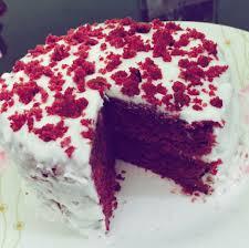 red velvet cake simple u2013 idée d u0027image de gâteau