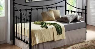 Wrought Iron Daybed Bedroom Gray Wrought Iron Daybeds With Pop Up Trundle Images On