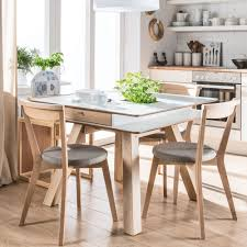 4you dining table with hidden container in white dining tables cu