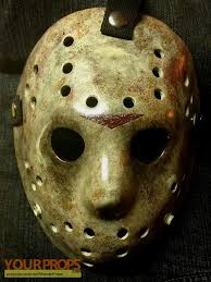 Jason Voorhees Mask Friday The 13th Part 3 Jason Voorhees Mask Prop Replica Movie Prop