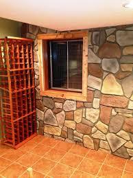 Basement Wall Ideas Basement Wall Panels Waterproof Basement Decoration