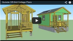 cottage plans quixote cottage plans simple solar homesteading