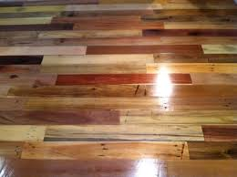 family turns wood pallets into an amazing floor diy comfy