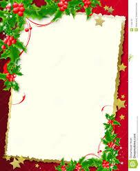 christmas menu border for christmas u2013 fun for christmas