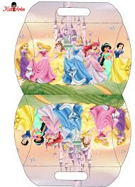 disney princess precious princess carriage shaped free printable