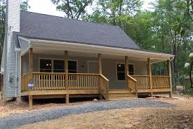 country cabin plans modern house plans plan with porch small large atrium