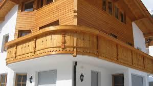 balkone holz balkone