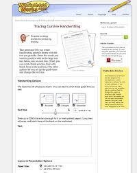 create cursive writing worksheets worksheets