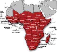 africa map review overuse of wood based bioenergy in selected sub saharan africa