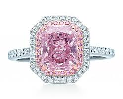 diamonds rings tiffany images Pink story tiffany co champagne gem jpg