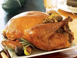 how big of a turkey do i need myrecipes