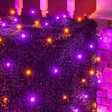 Outdoor Colored Christmas Lights by 128 Best Halloween Lights U0026 Decoration Ideas Images On Pinterest