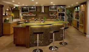 led strip lights under cabinet kitchen eclectic with aluminum trim