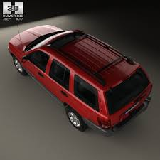 jeep cherokee toy jeep grand cherokee wj 1998 by humster3d 3docean