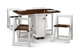 dining room extraordinary collapsible dining table with white