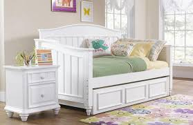 oceanside white twin size daybed