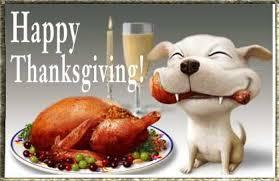 meg henning happy thanksgiving friends