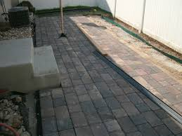 Patio Pavers Home Depot Paver Patio Project Completed Urbancompostsystems