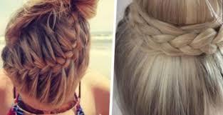 Frisuren Selber Machen F Lange Haare by Frisuren Zum Selber Machen Für Mittellange Haare Unsere Top 10