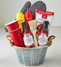 Backyard Gift Ideas Classic Barbecue Gift Tub From 1 800 Baskets Com Gift Ideas