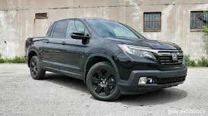 subaru baja blacked out 5 things you need to know about the 2017 honda ridgeline black