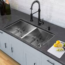 Kitchen Sink And Faucet Combinations Kitchen Sink And Faucet Combo Hotcanadianpharmacy Us