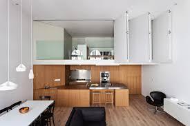 flat design with minimalist interior hupehome