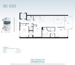 sage beach floor plans luxury oceanfront condos in hollywood beach