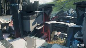 Halo 1 Maps New Halo 5 Maps Coliseum The Rig Plaza And Stormbreak Ready