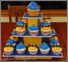 a cup full of cake holy cupcakes batman